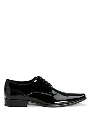 Brodie Patent Oxfords