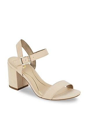 Ashton Microsuede Sandals