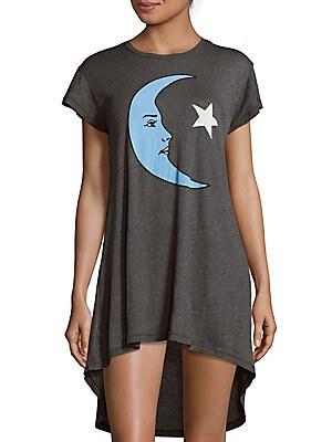 Moon & Star Pullover Dress