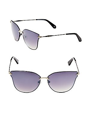 51MM Gradient Wayfarer Sunglasses