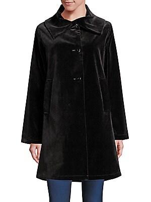Velvet Reversible Jacket
