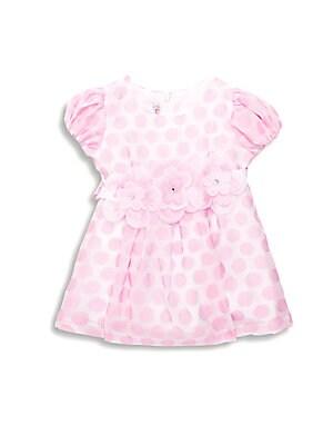 Baby's Polka Dot Dress
