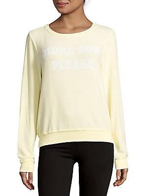 Front Graphic Sweatshirt