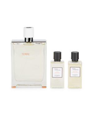 Terre D'Hermes Fragrance Set HERMES