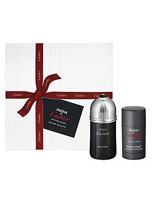Pasha de Cartier Edition Noire Father's Day Gift Set