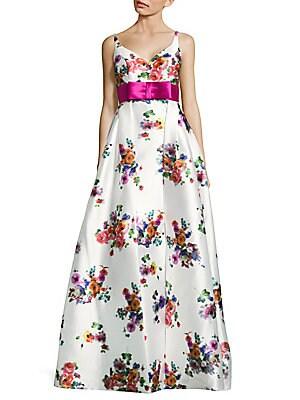 Rochie de seară MAC DUGGAL Floral