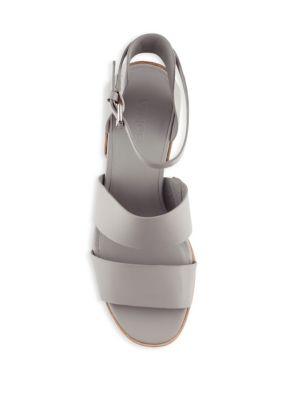 VINCE Frida Leather Sandals
