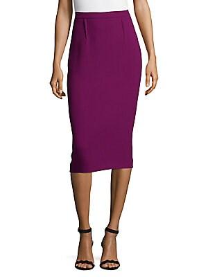 Exclusive Arreton Wool Skirt