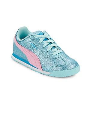 Girl's Roma Glitz Glamm Sneakers