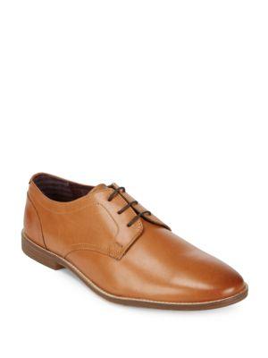 Gabe Leather Oxfords Ben Sherman