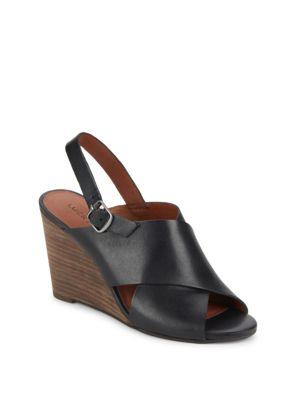 Reddah Wedge Sandals Lucky Brand