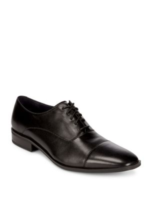 Martino Cap Toe Leather Oxfords Cole Haan