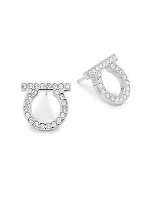 Ganciano Crystal Earrings