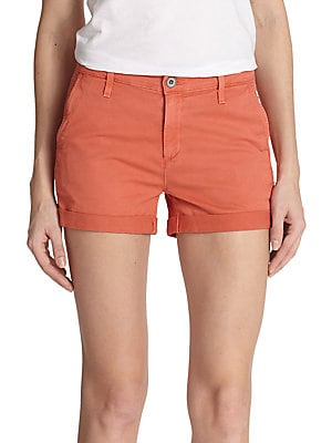 Casual Tailored Shorts