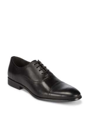Lace-Up Leather Shoes Steve Madden