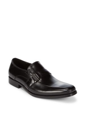 Dial Tone Leather Dress Shoes Kenneth Cole