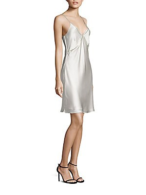 Karen Satin Slip Dress