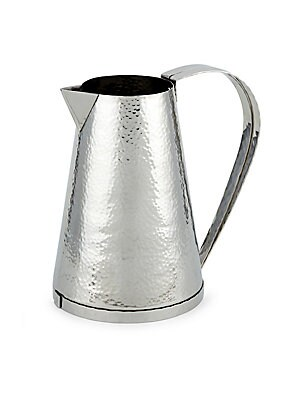 Hammered Pitcher