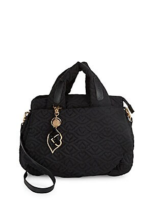 Heart Stitch Shoulder Bag