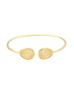 18K Yellow Gold Kissing Bracelet