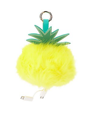 Pineapple Charging Pom-Pom
