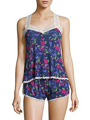 Ahna Rayon Pajama Set