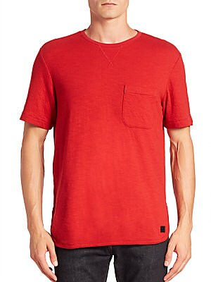 Cotton Solid Tee