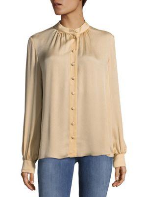 Lanvin Silk Top