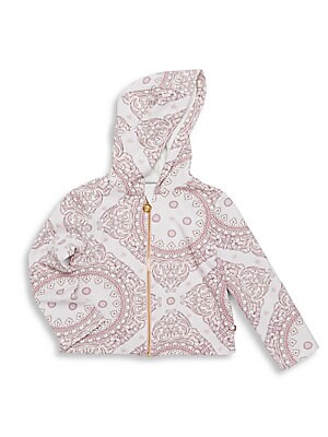 Toddlers Hooded Jacket