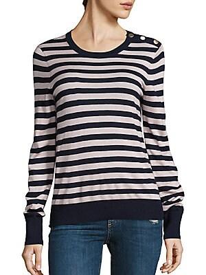 Ondine Preppy Stripe Sweater
