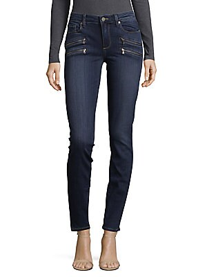 Edgemont Zip Transcend Skinny Jeans