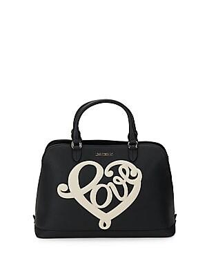 Love Print Handbag