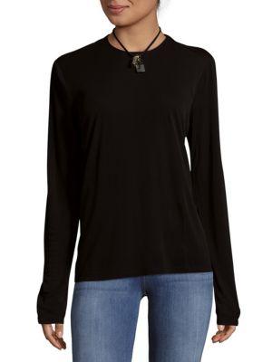 Crewneck Long Sleeve Shirt