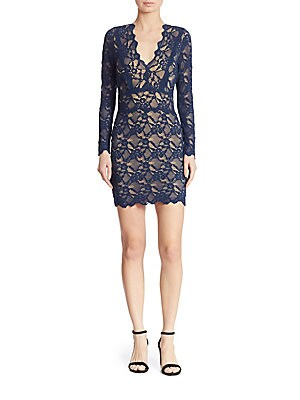 Click here for Debut Lace Mini Dress prices
