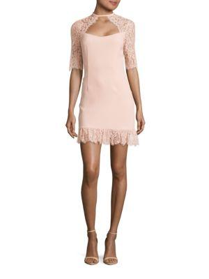 Claudia Stretch Crepe Dress