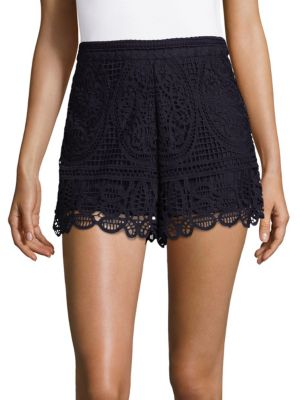 Night Bloom Lace Shorts Lovers   Friends