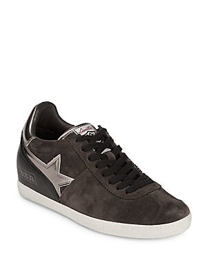 Guepard Leather Sneakers