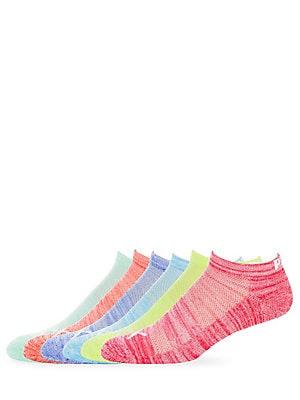 Intarsia Socks Set