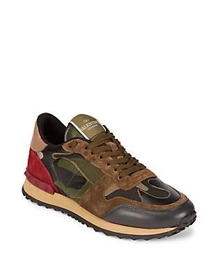 Deep Coral Sneaker
