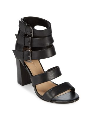 Presley Strappy Leather Shoes Saks Fifth Avenue