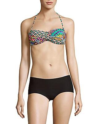 Madagascar Band Bikini Top