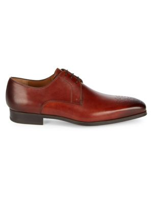 Lace-Up Leather Shoes Saks Fifth Avenue by Magnanni