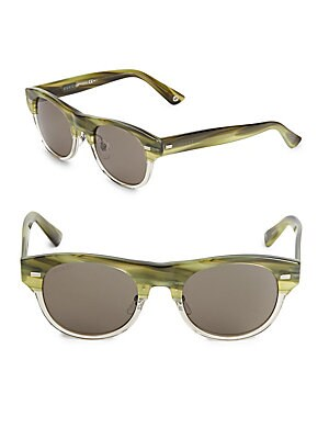 51MM Clubmaster Sunglasses