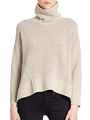 Carrie Turtleneck Pullover