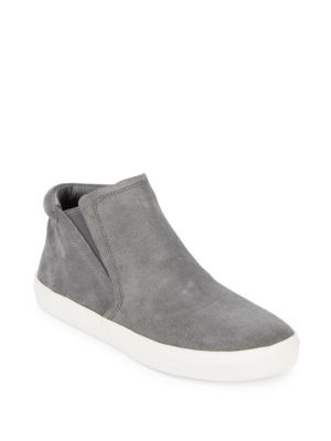 Xabbie Leather High-Top Sneakers Dolce Vita
