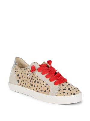 Xylon Leather Sneakers Dolce Vita