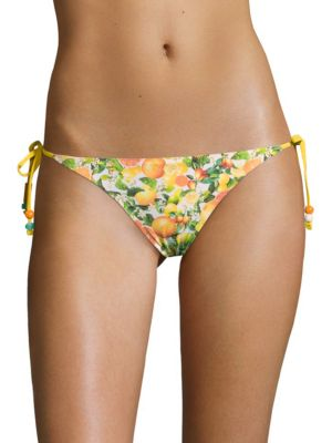Printed Bikini Bottom Stella McCartney