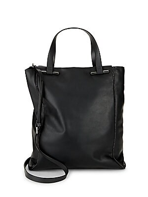 Minimalistic Leather Handbag