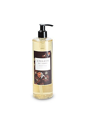 Amber & Vert Liquid Hand Soap 16 fl. oz.