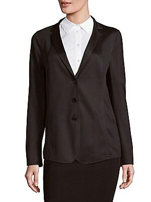Belmondo Silk Coat